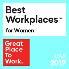 Great Place to Work Best Workplaces for Women 2019