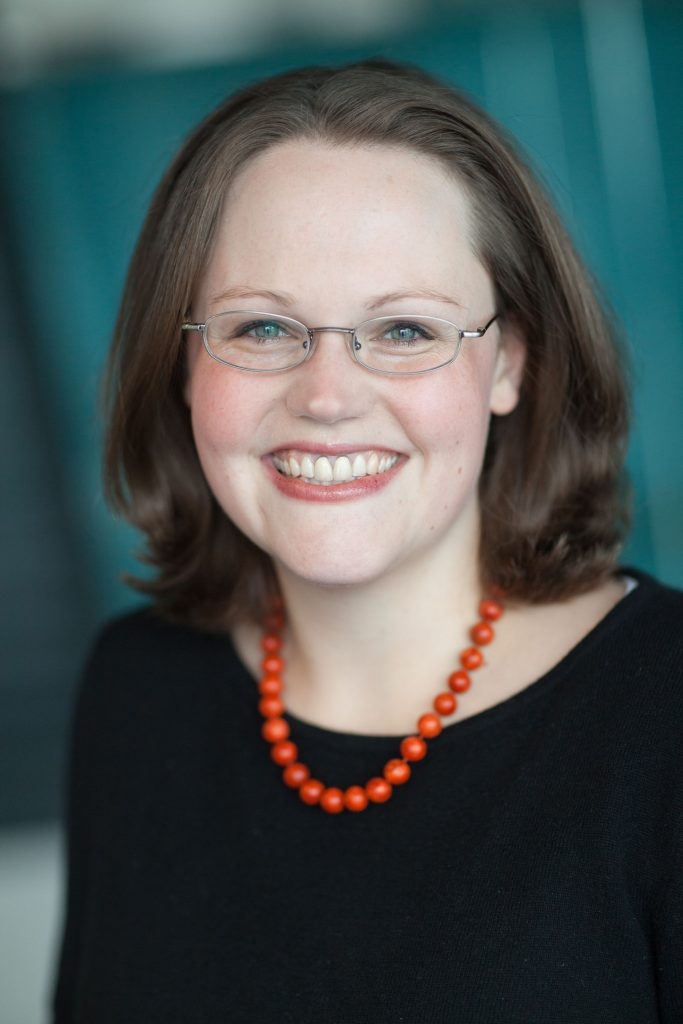 professional portrait of Svenja Gudell, Zillow senior economist